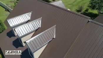 Metal Roofing Alliance TV Spot, 'Perfect Time of the Year' - Thumbnail 5