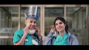The Mount Sinai Hospital TV Spot, 'Thank You First Responders' Featuring Jon Bon Jovi