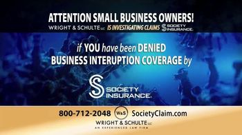 Wright & Schulte, LLC TV Spot, 'Small-Business Owners' - Thumbnail 2