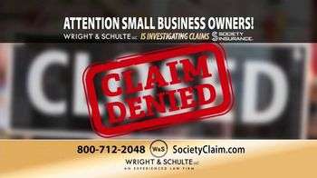 Wright & Schulte, LLC TV Spot, 'Small-Business Owners'