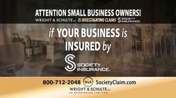 Wright & Schulte, LLC TV Spot, 'Small-Business Owners' - Thumbnail 4