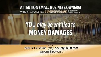 Wright & Schulte, LLC TV Spot, 'Small-Business Owners' - Thumbnail 5