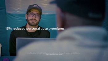 Farmers Insurance TV Spot, 'Doing Our Part' - 1174 commercial airings