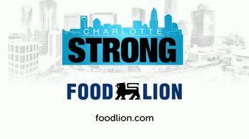 Food Lion, LLC TV Spot, 'Thanking Our Charlotte Neighbors' - Thumbnail 7