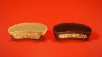 Reese's Peanut Butter Lovers and Chocolate Lovers Cups TV Spot, 'They're Back' - 10514 commercial airings