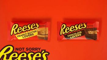 Reese's Peanut Butter Lovers and Chocolate Lovers Cups TV Spot, 'They're Back' - Thumbnail 10