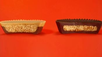 Reese's Peanut Butter Lovers and Chocolate Lovers Cups TV Spot, 'They're Back' - Thumbnail 8