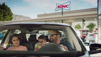 Sonic Drive-In Queso Burger TV Spot, 'The Way It's Made' - Thumbnail 1
