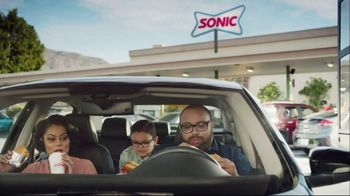 Sonic Drive-In Queso Burger TV Spot, 'The Way It's Made'