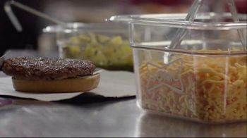 Sonic Drive-In Queso Burger TV Spot, 'The Way It's Made' - Thumbnail 4