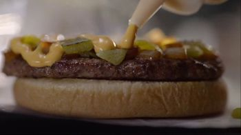 Sonic Drive-In Queso Burger TV Spot, 'The Way It's Made' - Thumbnail 5