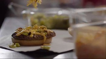 Sonic Drive-In Queso Burger TV Spot, 'The Way It's Made' - Thumbnail 6