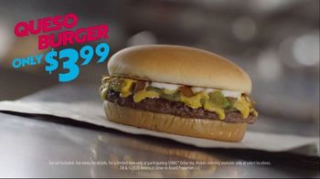 Sonic Drive-In Queso Burger TV Spot, 'The Way It's Made' - Thumbnail 8