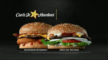 Carl's Jr. TV Spot, 'Happy's Meaty Meditations: Be the Beef' - Thumbnail 4