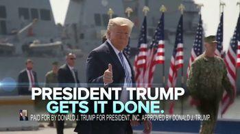 Donald J. Trump for President TV Spot, 'Tough Steps' - Thumbnail 7