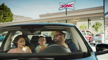 Sonic Drive-In Queso Burger TV Spot, 'Can't Make This at Home'