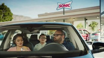 Sonic Drive-In Queso Burger TV Spot, 'Can't Make This at Home' - Thumbnail 5