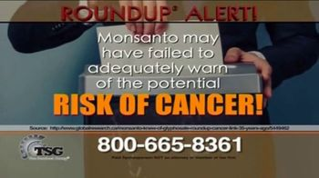 The Sentinel Group TV Spot, 'Roundup Alert'