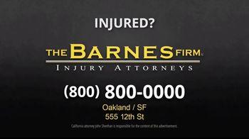 The Barnes Firm TV Spot, 'Auto Accidents: Teens' - Thumbnail 9