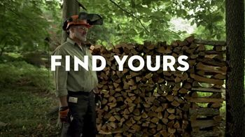 STIHL MS 170 Chain Saw TV Spot, 'Great American Outdoors' - Thumbnail 10