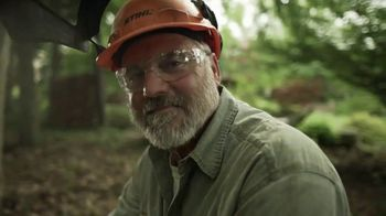 STIHL MS 170 Chain Saw TV Spot, 'Great American Outdoors' - Thumbnail 2