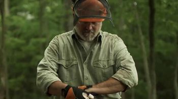 STIHL MS 170 Chain Saw TV Spot, 'Great American Outdoors' - Thumbnail 4