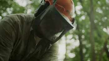 STIHL MS 170 Chain Saw TV Spot, 'Great American Outdoors' - Thumbnail 5