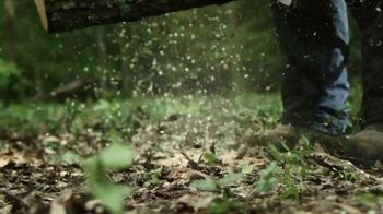 STIHL MS 170 Chain Saw TV Spot, 'Great American Outdoors' - Thumbnail 6