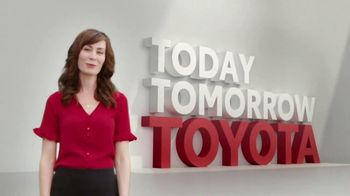 Toyota TV Spot, 'Today. Tomorrow. Toyota: Promise' Song by Vance Joy [T1] - Thumbnail 7
