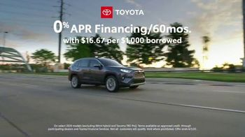 Toyota TV Spot, 'Today. Tomorrow. Toyota: Promise' Song by Vance Joy [T1] - Thumbnail 4