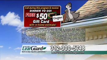 LeafGuard of Chicago $99 Install Sale TV Spot, 'No Matter the Weather' - Thumbnail 9