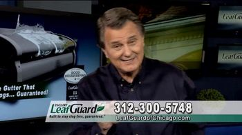 LeafGuard of Chicago $99 Install Sale TV Spot, 'No Matter the Weather' - Thumbnail 2