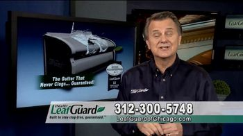LeafGuard of Chicago $99 Install Sale TV Spot, 'No Matter the Weather' - Thumbnail 4