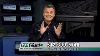 LeafGuard of Chicago $99 Install Sale TV Spot, 'No Matter the Weather' - Thumbnail 6