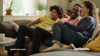 Optimum Altice One + Internet TV Spot, 'Here to Keep You Connected'
