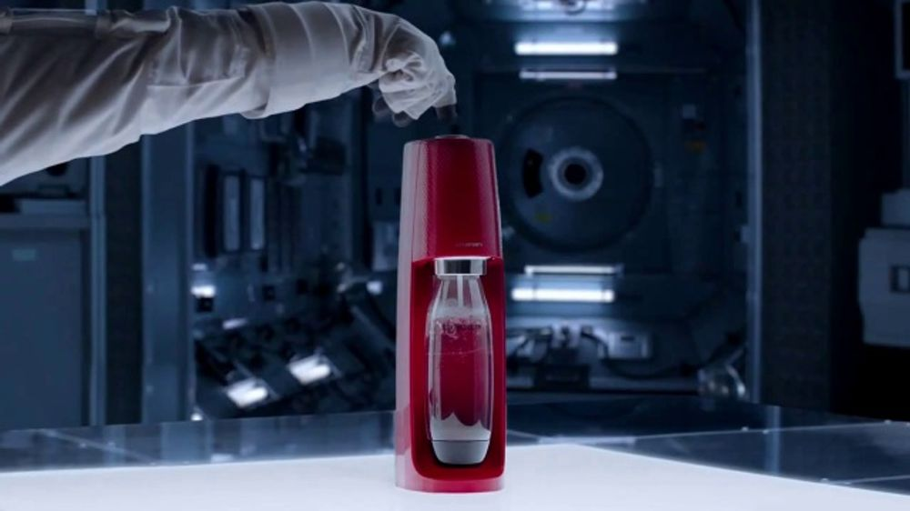 SodaStream TV Commercial, 'It's Not Rocket Science'