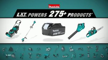 Makita 18V LXT Cordless Blower TV Spot, 'Rule the Outdoors' - Thumbnail 9