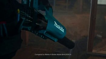 Makita 18V LXT Cordless Blower TV Spot, 'Rule the Outdoors' - Thumbnail 4