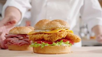Arby's 2 for $6 Everyday Value Menu TV Spot, 'Rhetorical Questions' Song by YOGI - Thumbnail 4