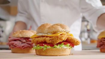 Arby's 2 for $6 Everyday Value Menu TV Spot, 'Rhetorical Questions' Song by YOGI - Thumbnail 5