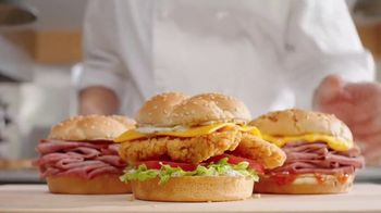 Arby's 2 for $6 Everyday Value Menu TV Spot, 'Rhetorical Questions' Song by YOGI - Thumbnail 6