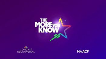 The More You Know TV Spot, 'Diversity: Being Vocal' Ft. Kandi Burruss, Nichole Sakura, Damon Hack - Thumbnail 10