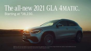 2021 Mercedes-Benz GLA TV Spot, \'Big\' [T2]