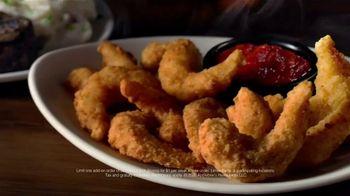 Applebee's $1 Dozen Double Crunch Shrimp TV Spot, 'I Like It, I Love It' Song by Tim McGraw