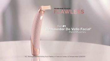 Finishing Touch Flawless Nu Razor TV Spot, '200 puntos de contacto' [Spanish] - Thumbnail 1