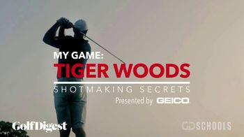 Golf Digest TV Spot, 'My Game: Tiger Woods: Shotmaking Secrets'