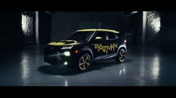 2021 Chevrolet Trailblazer TV Spot, 'DC FanDome: Superhero Approved' [T1]