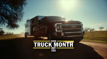 Ford Truck Month TV Spot, 'This Is Your Month: Horseback Riding' Song by Gary Clark Jr. [T2] - Thumbnail 1