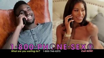 1-800-PHONE-SEXY TV Spot, 'Meet the Girls'