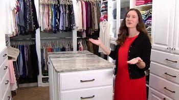 Closets by Design TV Spot, 'Transform'